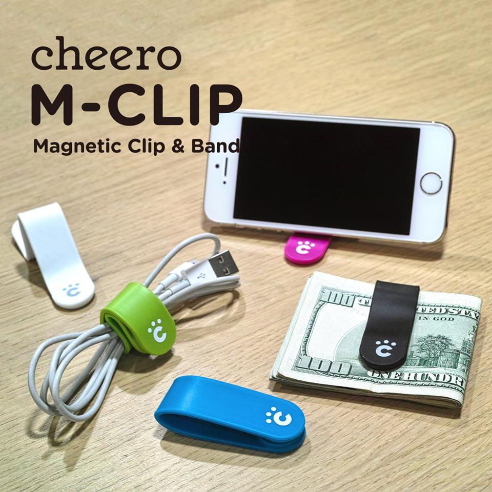 cheero_m-clip