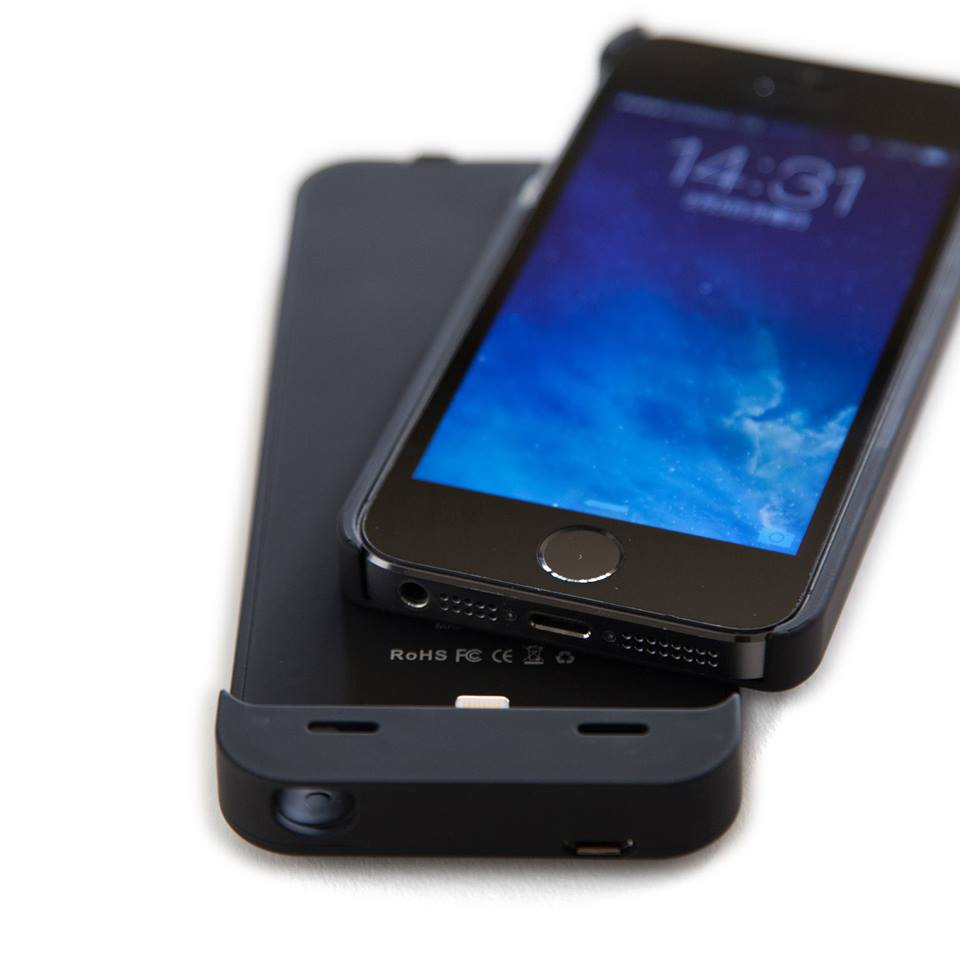cheero Power Case for iPhone5_5s